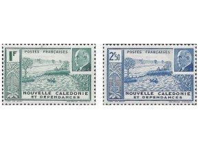 Novelle Caledonie 0235 0236