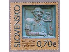 SR 2010 / 471 / Matúš Čák Trenčiansky