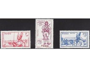 Togo 0156 0158