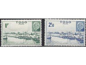 Togo 0163 0164