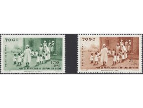 Togo 0174 0175
