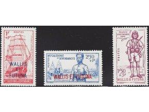 Wallis et Futuna 0097 0099