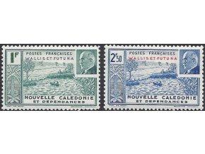 Wallis et Futuna 0100 0101