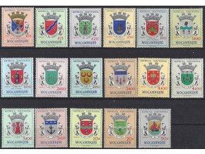Mozambique 0460 0476