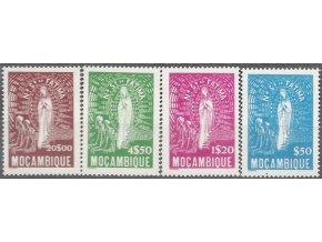 Mozambique 0373 0376
