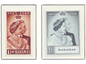 Bahamas 0153 0154