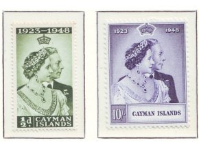 Cayman isl 0117 0118