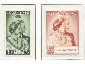 Gibraltar 0123 0124