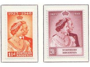 Northern Rhodesia 048 049