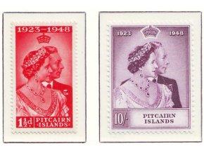 Pitcairn isl 0013 0014