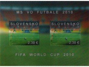SR 2010 / 475 H / MS vo futbale