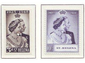St Helena 0113 0114