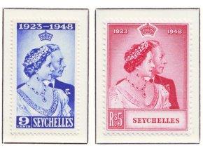 Seychelles 0148 0149