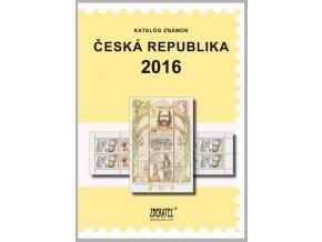 Katalog znamky CR 2016