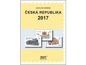 Katalog znamky CR 2017