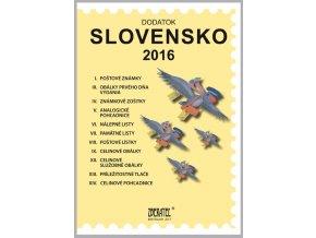 Katalog znamky SR 2016