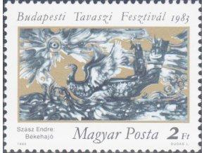 Maďarsko 3597