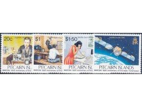 Pitcairn isl 0461 0464