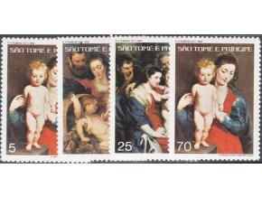 St Tome e Principe 0484 0487