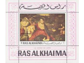 Ras Al Khaima 0350 Bl 78 A