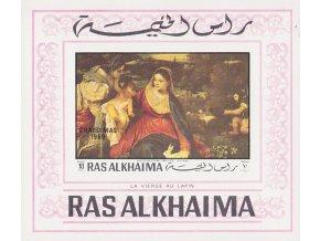 Ras Al Khaima 0350 Bl 78 B