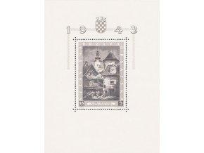 Chorvátsko 0115 Bl 6