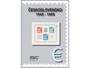 Katalog znamky CSR II 1945 1959