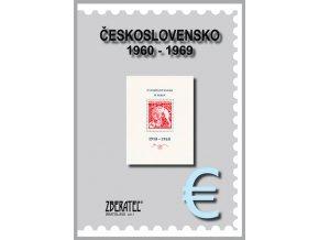 Katalog znamky CSR II 1960 1969
