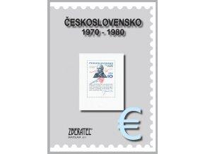 Katalog znamky CSR II 1970 1980