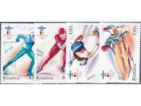 Rumunsko 6410 6413