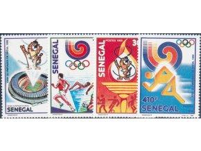 Senegal 0983 0986