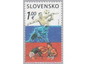 SR 639 Šport: A. Kvašňák, V. Nedomanský, J. Torma