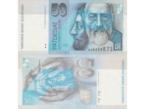 SR bankovky 50