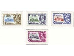 Northern Rhodesia 0018 0021