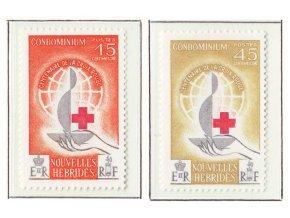 Nouvelles Hebrides 0198 0199