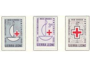 Sierra Leone 0236 0238