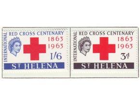 St Helena 0161 0162