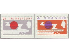 Tristan da Cunha 0088 0089
