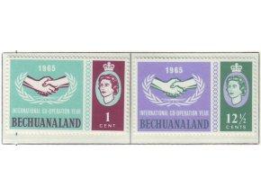 Bechuanaland 0179 0180