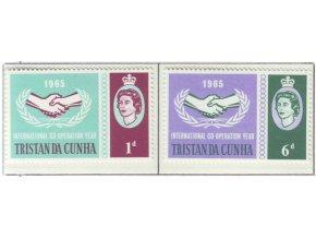 Tristan da Cunha 0090 0091