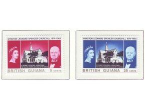 Br Guiana 0236 0237