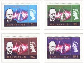 Mauritius é287 0290