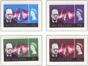 St Helena 0171 0174