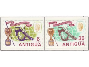 Antigua 0152 0153