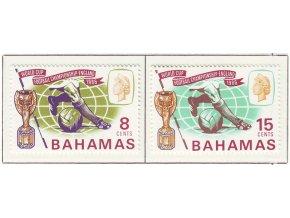 Bahamas 0250 0251