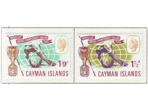 Cayman isl 0183 0184