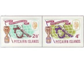 Pitcairn isl 0060 0061