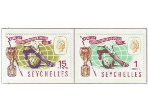 Seychelles 0228 0229