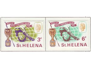 St Helena 0175 0176