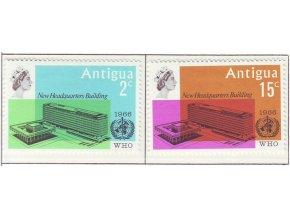Antigua 0154 0155